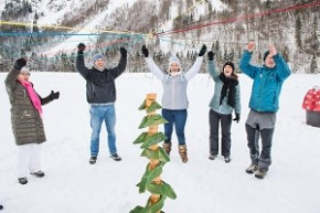Machen Sie Ihre Weihnachtsfeier zu einem unvergesslichen Erlebnis