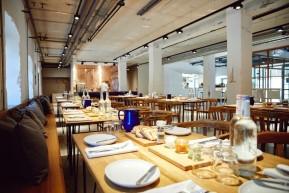 Gmund am Tegernsee: Mangfallblau – das Fabrikrestaurant