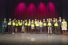 """Sieger des """"Meeting Experts Green Award 2017"""" für nachhaltiges Engagement ausgezeichnet"""