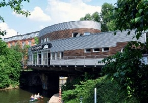 Leipzig: Eine Bootsfahrt als Event-Highlight – Kulturhafen Riverboat