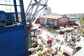 Bremen: Energieleitzentrale & Am Speicher XI – maritimes Flair trifft Industriegeschichte
