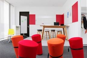 Neckarsulm: Neuer Kreativraum im Audi Forum- Konferenzzentrum