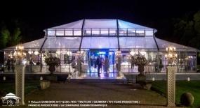 PBI Event Architecture Teil der französischen Komödie: Das Leben ist ein Fest