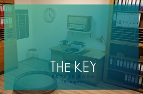Bremen: The Key – Live Escapes im Schuppen Eins