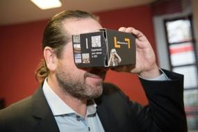 Leinfelden-Echterdingen: Die neue FILDERHALLE - realer Baufortschritt verknüpft virtuel Reality