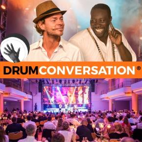 DRUM CONVERSATION startet ins 15. Jahr – Jubiläumsangebote bis 15. August