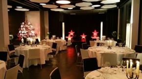 Eppstein: Weihnachtsfeier auf PERCUMA – die Design-Location im Taunus