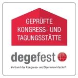 Ingelheim a. Rhein: kING ist degefest e.V. ausgezeichnetes Tagungs- und Kongresshaus