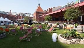 Berlin: Vielseitige Location & FullService für Sommerevents