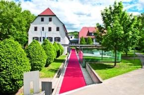 Ettlingen: Einzigartiges Ambiente für Events am Ettlinger Albufer