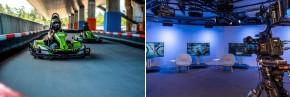 Hockenheim: Live-Streaming-Lounge am Hockenheimring