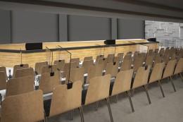 Rosconi sichert durch neues Schutzsegel maximale Auslastung für die Eventbranche