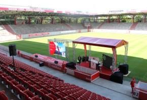 Berlin: Events mit Teamcharakter im Stadion An der Alten Försterei