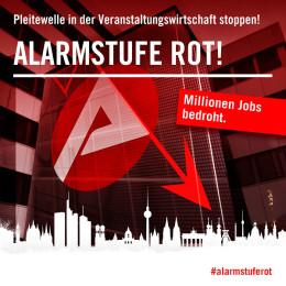Mittwochskundgebungen ab dem 05.08 – #AlarmstufeRot