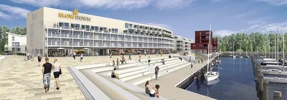 Lübeck-Travemünde: SlowDown – professionelles Veranstaltungszentrum und Rückzugsort