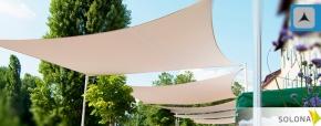 Der perfekte Sonnenschutz für Ihren Outdoor-Event!