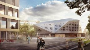 Ingelheim am Rhein: Neue Location – kING Kultur- und Veranstaltungshalle