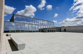 Künzelsau: Eröffnung Kongress- und Kulturhalle: Carmen Würth feiert 80. Geburtstag