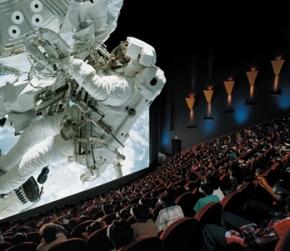 Sinsheim: Das schärfste Kino der Welt im TECHNIK MUSEUM SINSHEIM