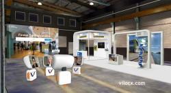 LOCATIONS Messe launcht neue virtuelle 24/7-Messeplattform ViLOCX