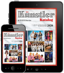 Künstler-eKatalog 2020 jetzt online / Künstler-Magazin verschoben