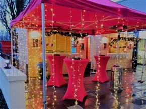 Stornokostenfrei: Weihnachtsfeiern auf Firmengeländen