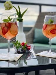 """Genießer-Tipp für Eventmanager: Cocktail """"Champ de fraises"""" aus Südfrankreich"""