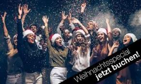 Frankfurt am Main: Weihnachtsfeiern im Westhafen Pier 1