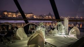 Zauberhafte Adventsmomente auf dem Glitzerschiff