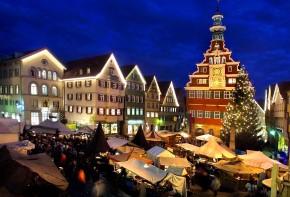Esslingen a. N.: Ihre Weihnachtsfeier zur Mittelalter- und Weihnachtsmarktzeit im Neckar Forum