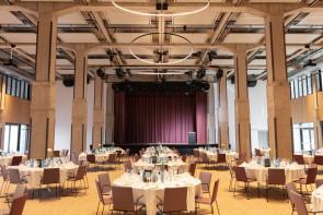 Schwäbisch Hall: Fassfabrik – Veranstaltungs- und Kongresszentrum jetzt geöffnet