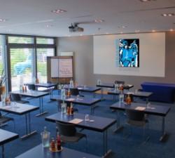 Karlsruhe: Corona-konform tagen im Design-Hotel Der Blaue Reiter