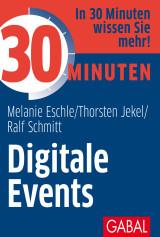 Buch-Neuerscheinung: 30 Minuten Digitale Events