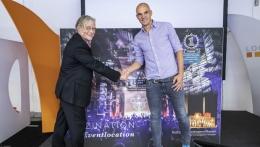 """Preisverleihung Platz 1 Fotowettbewerb """"Faszination Eventlocation"""" und Vorschau EVM"""