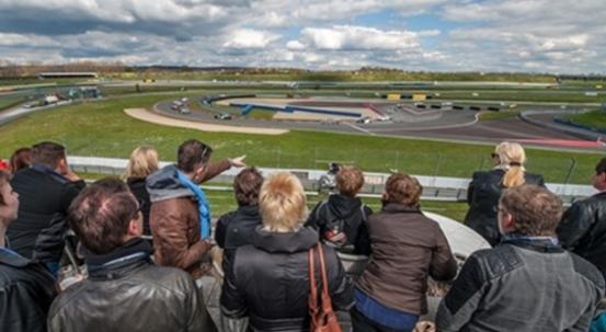 Oschersleben: Noch mehr Komfort und Rennfeeling in der Motorsport Arena Oschersleben