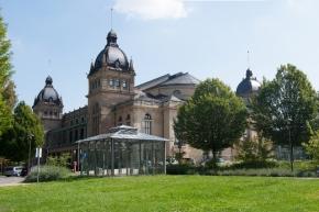 """Wuppertal: Mittendrin im """"neuen Wuppertal"""" – die Historische Stadthalle Wuppertal"""