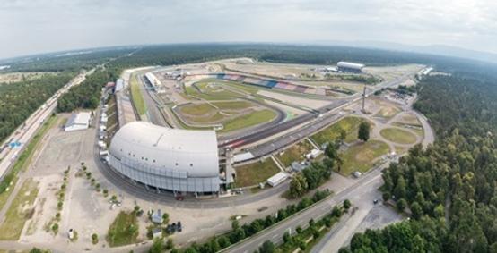 Hockenheim: Neue Infrastruktur, neue Technik – Ihr Firmen-Event auf Formel 1-Niveau