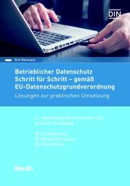 """""""Betrieblicher Datenschutz Schritt für Schritt…"""""""
