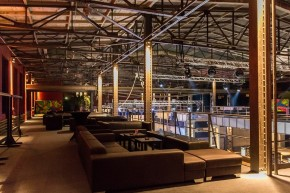 Dresden: Vintage-Industriehalle mit urbanem Chic