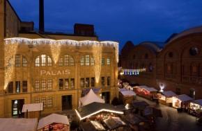 Berlin: Weihnachtsfeiern für alle Sinne im Palais Kulturbrauerei