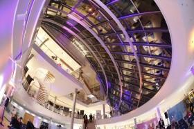 Frankfurt: Willkommen in der Weihnachts-Etagerie