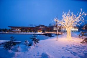 Unbegrenzte Möglichkeiten für Weihnachtsfeiern bei Center Parcs