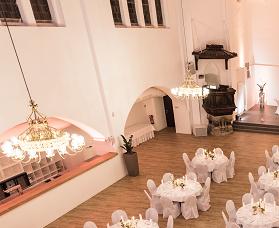 Dortmund: Atemberaubende Eventkulisse in der Eventkirche Dortmund