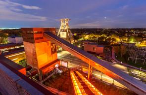 Essen: Zurück auf Zollverein – unvergessliche Events auf dem Welterbe