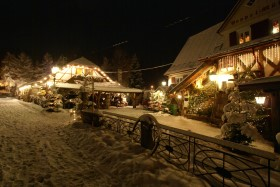 """Enzklösterle: """" Poppeltaler -Waldweihnacht"""" in einer 300 Jahre alten Schwarzwald-Mühle"""