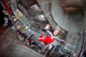Bottrop: Der Traum vom Fliegen – Indoor Skydiving Bottrop!