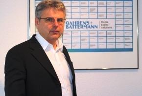 GAHRENS + BATTERMANN beruft Manfred Sprott in die Geschäftsführung