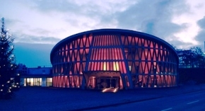 Hürth: Weihnachten im schönsten Bauwerk der 50iger Jahre!