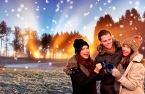 Nürburg: Einzigartige Weihnachtsfeiern am Nürburgring
