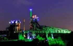 Duisburg: Landschaftspark Duisburg-Nord